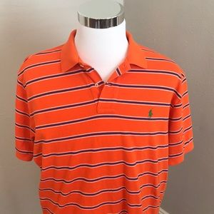 Men's Short Sleeve Polo size XL